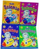 หนังสือสำหรับเด็กScience Reader & Activity Book 3-4