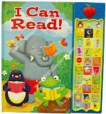 หนังสือสำหรับเด็ก I Can Read - Play-a-Sound Book