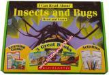 หนังสือสำหรับเด็ก I Can Read About - Insects and Bugs