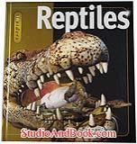 หนังสือสำหรับเด็ก Insiders - REPTILES