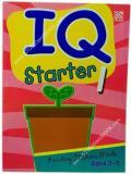 หนังสือสำหรับเด็ก IQ STARTER 1 (Ages 3-5)