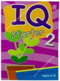 หนังสือสำหรับเด็ก IQ STARTER 2 (Ages 4-6)