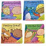 หนังสือสำหรับเด็ก Just Like me - ครบชุด 4 เล่ม