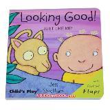 หนังสือสำหรับเด็ก JUST LIKE ME Looking Good!