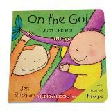 หนังสือสำหรับเด็ก JUST LIKE ME On the Go!