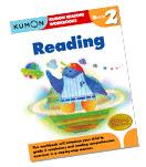 หนังสือสำหรับเด็ก Kumon - Reading Grade 2