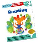 หนังสือสำหรับเด็ก Kumon - Reading Grade 3