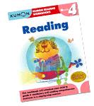 หนังสือสำหรับเด็ก Kumon - Reading Grade 4