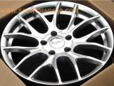 ล้อแม็กซ์ Race GTS-R สีไฮเปอร์ซิลเวอร์ 5รู 17นิ้ว