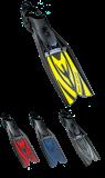 ตีนกบ Scubapro Twin Jet max W/Spring Strap