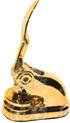 เครื่องปั้มนูนพร้อมตรานูน -รุ่น IDEAL ทอง