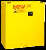 ตู้เก็บสารเคมีไวไฟ DURHAM รุ่น 30 gal