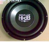 ลำโพงรถยนต์ SL 10-Hi.dB