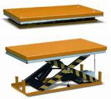 โต๊ะยกสูงไฟฟ้า แบบยึด 1ชั้น Single Scissor Electric Lift