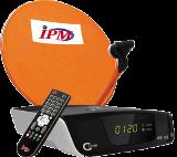 จานดาวเทีียม IPM รุ่น Clear (Super OTA)