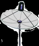 แผ่นจานดาวเทียม Infosat รุ่น SA-50