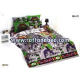 ผ้าปูที่นอน BEN 10 BA 01