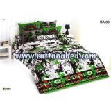 ผ้าปูที่นอน BEN 10 BA 03