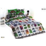 ผ้าปูที่นอน BEN 10 BA 04