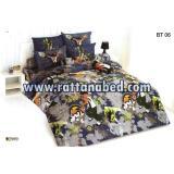 ผ้าปูที่นอน BEN 10 BT 06