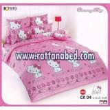 ผ้าปูที่นอน Charmmy Kitty CK 04