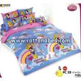 ผ้าปูที่นอน Disney Princess PC 28
