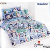 ผ้าปูที่นอน Doraemon DM 35
