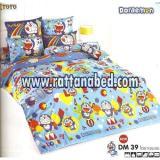 ผ้าปูที่นอน Doraemon DM 39