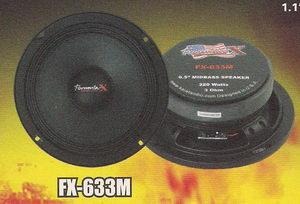 ลำโพงเสียงกลาง รุ่น FORMULA-X FX-633M