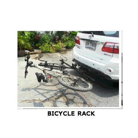แร๊คใส่จักรยานท้ายรถ