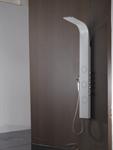 ชุดฝักบัวผนังอาบน้ำผสมน้ำร้อน-เย็น NVB-SPS109W