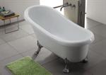 อ่างอาบน้ำแบบลอยตัวขาสิงห์ รุ่น NVB-BT-B338W