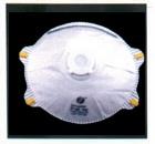 หน้ากากกระดาษ SH 9550v