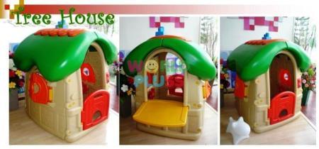 ของเล่นบ้านต้นไม้น่ารัก WP-C-022