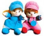 ตุ๊กตาเด็กชายและตุ๊กตาเด็กหญิง WP-R-010