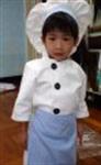 ชุดเด็ก พ่อครัวน้อย WP-N-001