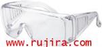แว่นตาเซฟตี้ กันรังสี Ultara violet สีใส  001015