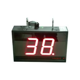 จอแสดงผลบอกปริมาตรน้ำเสีย B7CT-4021