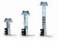 ขาแก้วจับหลอดนีออนไลท์ (Glass Tube Support)