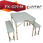 โต๊ะปิกนิกพับเก็บได้ KOMMET รุ่น PX-029-M