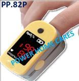 เครื่องวัดออกซิเจนปลายนิ้ว (Finger Pulse Oximeter)