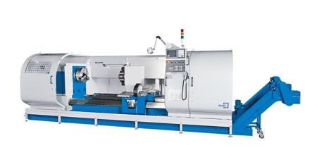 เครื่องกลึง CNC ขนาดใหญ่ ยี่ห้อKAAST รุ่นD-Turn HD CNC