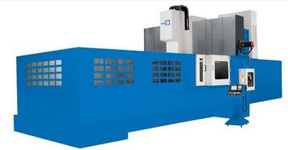เครื่องกัด CNC ขนาดใหญ่ ยี่ห้อKAAST รุ่นPFC (W) - Mill CNC