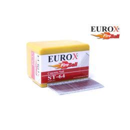 ลูกตะปูขาเดี่ยว EUROX ST18-64