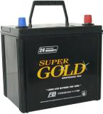 แบตเตอรี่รถยนต์ Super Gold 60B24R-MF