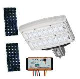 โคมไฟถนน Solar Pole Light System LED 60W