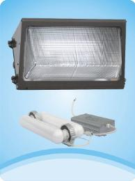 ไฟผนัง INDUCTION LAMP WALL PACK