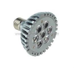 ไฟ LED PAR30 7 1W lamp