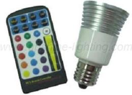 ไฟ 5W RGB E27 LED bulbs