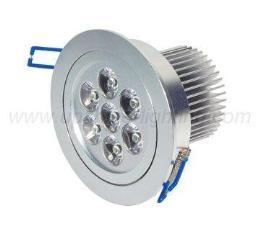ไฟ High Power LED 7 1W Ceiling Downlight